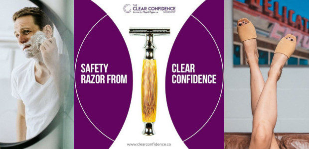 Unisex and perfect for Valentine's >> Bamboo Razors from Clear […]