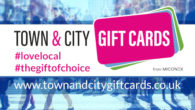 Town and City Gift Cards- treat your loved one to […]