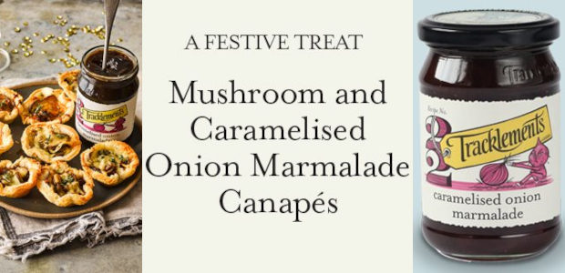 NEW TRACKLEMENTS CARAMELISED ONION MARMALADE Celebrating 50 Years of Tasty […]