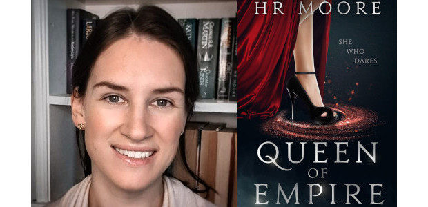 Queen of Empire by HR Moore Who doesn't need a […]