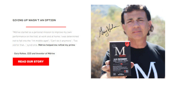 Mdrive is the everyday supplement to fuel your drive with […]