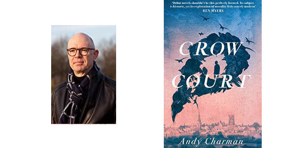 Crow Court by Andy Charman. A stunning debut novel set […]
