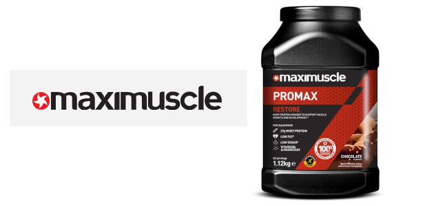 """Maximuscle Protein Shake Range…. """"It's fantastic… & along with their […]"""