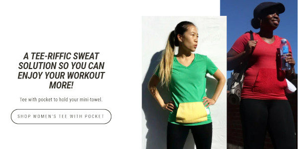 Sweaty Tee Mother's day gift guide idea The Sweat Relief […]