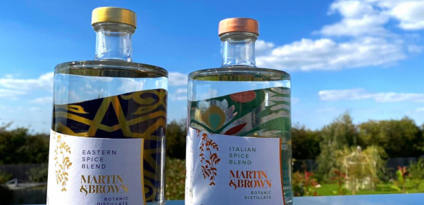 Martin & Brown Botanic Distillates use a base spirit produced […]