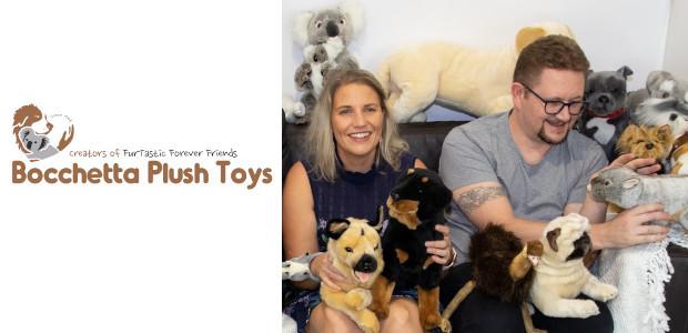 FurTastic Friends by Bocchetta Plush Toys… wonderful substitute emotional support […]