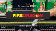 All Prepped for BBQ Season with ther FIREDRAGON firelighter range… […]