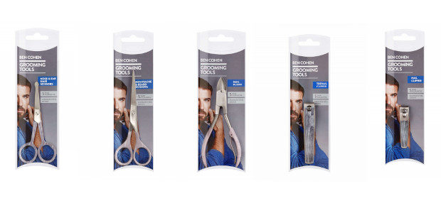The Ben Cohen Grooming Tools collection has all the grooming […]