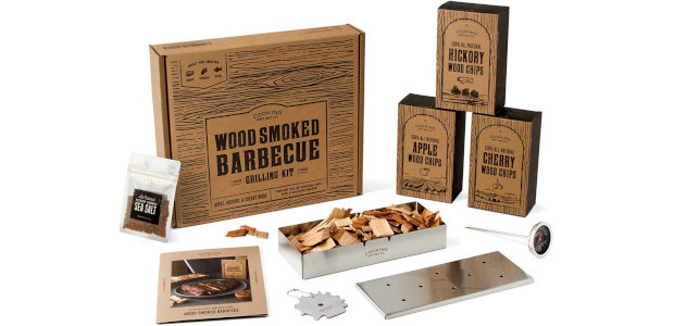 Wood Smoked Barbecue Grilling Set – 7 Piece – Gifts […]