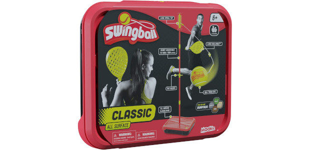 Swingball 7287 Classic All Surface, Red & Yellow It's the […]