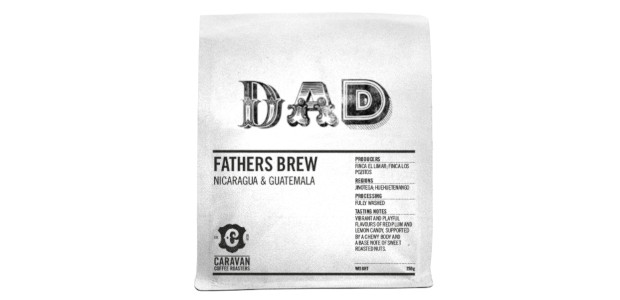 GIVE DAD A PROPER BREW FOR FATHER'S DAY Caravan Coffee […]