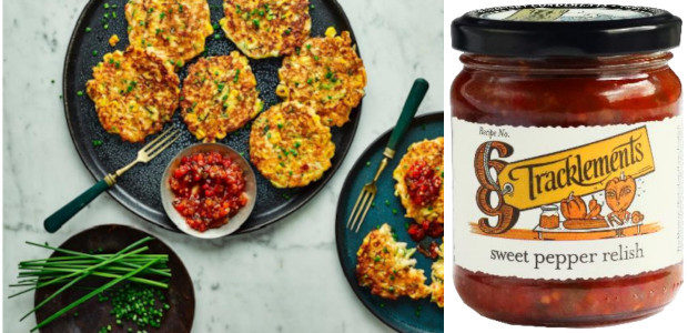 NEW TRACKLEMENTS SWEET PEPPER RELISH VEGAN & GLUTEN FREE www.tracklements.co.uk. […]