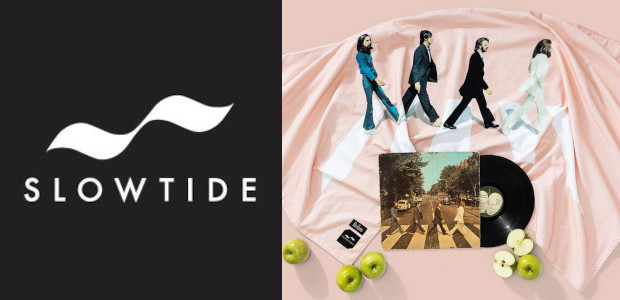 Slowtide… inspired by all bodies of water and art… BEATLES […]
