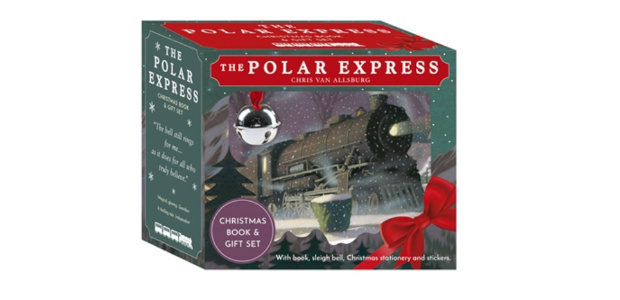 The Polar Express: Christmas Book and Gift Set by Chris […]