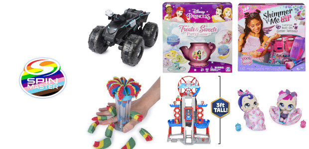 Spin Master has a range of various toys and games […]
