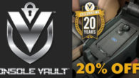 Console Vault 20th Anniversary Sept 10th – Sept 20th 20% […]