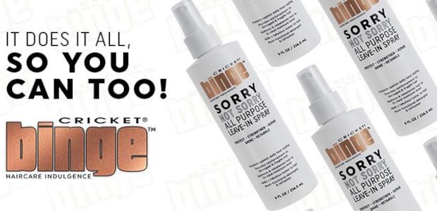 Cricket Company Professional tools for hair stylists. www.cricketco.com est 40 […]