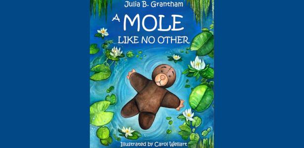 BOOK :- A Mole Like No Other by Julia B. […]