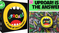UpRoar – A Game of Silly Sounds – Fun Family […]
