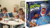 DRONE HOME… Kids Game with a Real Flying Drone the […]