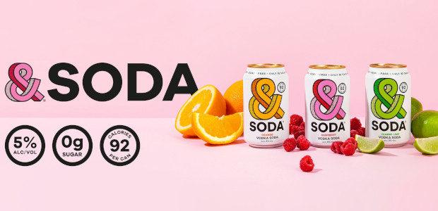 andsoda.co.uk Introducing &SODA, a triple distilled vodka and soda ready-to-drink […]