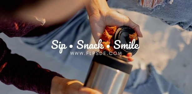 Sip ∙ Snack ∙ Smile | Dual Chamber Water Bottles […]