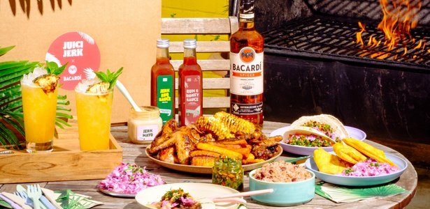 BACARDÍ® RUM KEEPS THE FIRE OF SUMMER BURNING WITH READY-TO-GRILL […]
