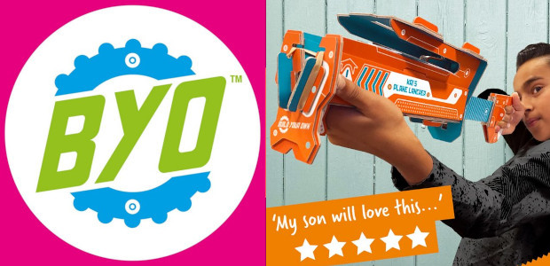 Build Your Own Kits – Amazing cardboard gadgets & gizmos […]