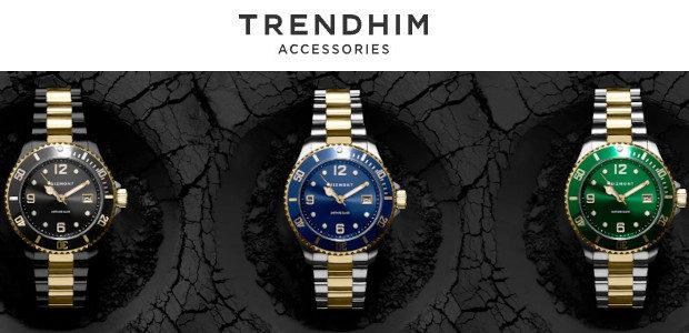 TRENDHIM. Seizmont Watches. Waterproof with Sapphire Glass. WATERPROOF FROM LAND […]