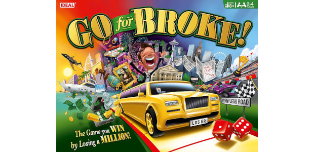 Go For Broke game from Ideal The game you win […]