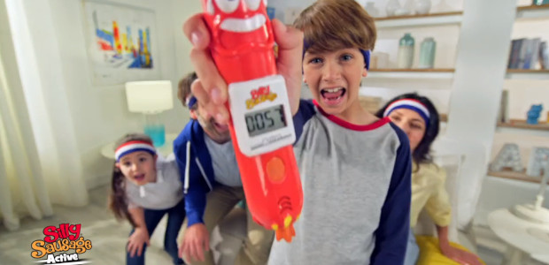 Silly Sausage Active Game from Ideal …. The super speedy […]