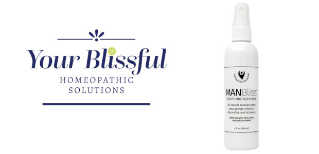 """Your Blissful… Man Bliss Odor/Itch Spray 4 oz. """"Helps Keep […]"""