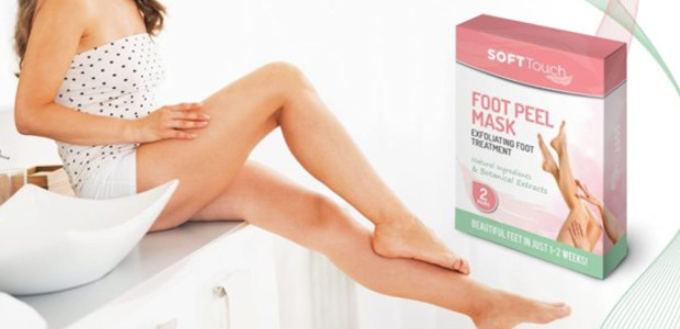 Soft Touch Foot Peel Foot Mask Exfoliating Callus Remover… on […]