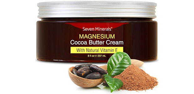 Help Them to Live Again >>> Seven Minerals: Magnesium Cream […]