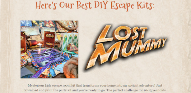 Lock Papaer Scissors multi-step puzzle games teaching patience… Hugh Halloween […]